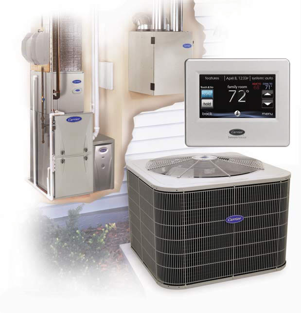 residential heating and cooling company